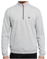 Quarterlife Clothing - Half Zip Pullover - Lyst
