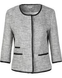 Part Two - Versatile Cropped Tweed Jacket. - Lyst