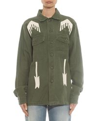 Bliss and Mischief - Westing Sun Army Jacket - Lyst