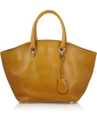 Vanessa Bruno Leather Tote - Lyst