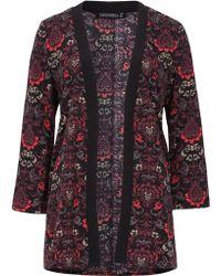 Sugarhill - Bonnie Print Kimono - Lyst