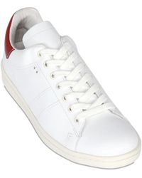 Isabel Marant Etoile Bart Leather Sneakers - Lyst