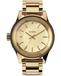 Nixon The Facet Watch, 42Mm - Lyst