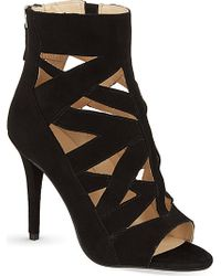 Nine West Delfina Heeled Ankle Boots - For Women - Lyst