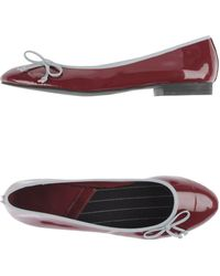 KENZO Ballet Flats - Brown