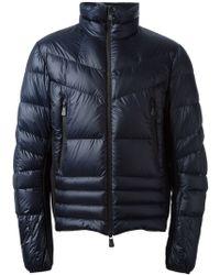 Moncler Grenoble Standing Collar Padded Jacket - Lyst