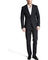 Dolce & Gabbana Martini Stretch-Wool Suit - Lyst