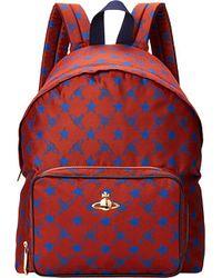 Vivienne Westwood Orb Fever Backpack - Lyst