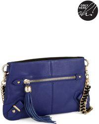 Dolce Vita Double Zip Crossbody Bag - Lyst