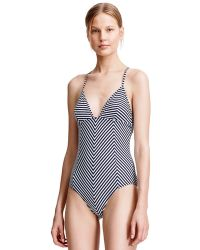 Tory Burch Clemente One-piece - Lyst