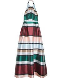 Elie Saab | Candy Striped Gown | Lyst