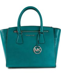 Michael by Michael Kors Large Sophie Tote - Lyst
