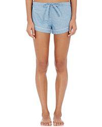 Steven Alan - Women's Paisley Jacquard Pyjama Shorts - Lyst