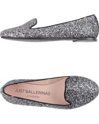 Just Ballerinas - Moccasins - Lyst