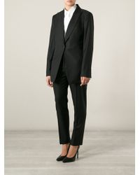 McQ Blazer And Trouser Suit - Black