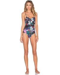 Talulah - One Piece Swimsuit - Lyst