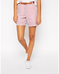 American Apparel The Kennedy Short - Pink