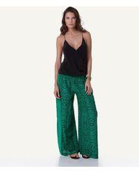 ViX Sphinx Green Pants - Lyst
