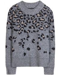 Rag & Bone Isadora Wool-Blend Sweater - Lyst