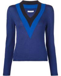 Altuzarra   Sumter V-neck Sweater   Lyst
