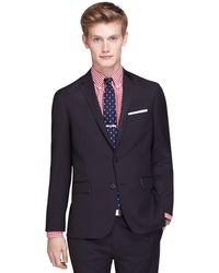 Brooks Brothers Stripe Suit Jacket - Lyst