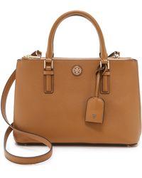 tory burch bags handbags totes clutches shoulder bags lyst. Black Bedroom Furniture Sets. Home Design Ideas
