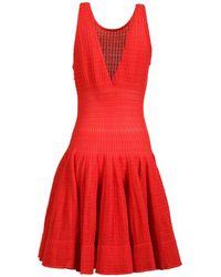 Maison Rabih Kayrouz Knee-length Dress - Lyst