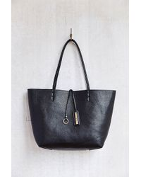 Urban Outfitters Street Level Reversible Thin Strap Tote Bag - Lyst