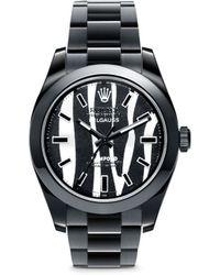 Bamford Watch Department - Rolex Milgauss Oyster Perpetual Watch - Zebra - Lyst
