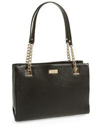 Kate Spade Women'S 'Sedgewick Lane - Small Phoebe' Shoulder Bag - Black - Lyst
