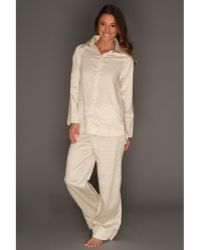 Barefoot Dreams Covered in Prayer Perfect Pj - White