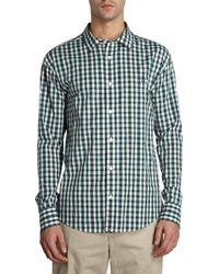Original Penguin Gingham Check Shirt - Lyst