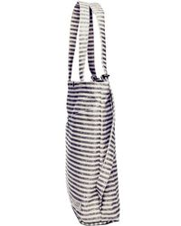 TOMS - Nautical Stripe Totepack - Lyst