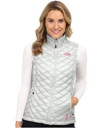 The North Face Pr Thermoball Vest - Lyst