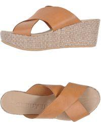 Début - Sandals - Lyst