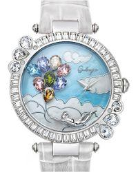 Galtiscopio 'balloon Balloon' Crystal Watch - Blue