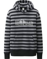 Uniqlo Men Brooklyn Machine Works Graphic Sweat Pullover Hoodie - Lyst