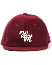 White Mountaineering - Felted Baseball Cap - Lyst