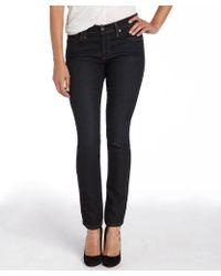 James Jeans Black Stretch Denim James Twiggy Skinny Jeans - Lyst