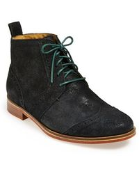 J SHOES - 'olympias' Wingtip Boot - Lyst