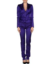 Pinko Women's Suit - Purple