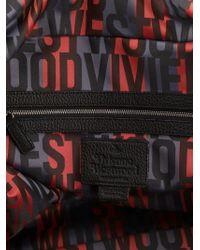 Vivienne Westwood - Logo Plaque Holdhall Bag - Lyst