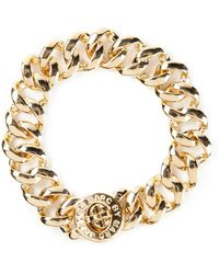 Marc By Marc Jacobs Chunky Curb Chain Bracelet - Lyst