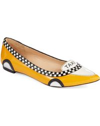 Kate Spade Go Taxi Shoes - Lyst
