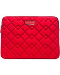"""Marc By Marc Jacobs Crosby Neoprene 13"""" Computer Case - Lyst"""