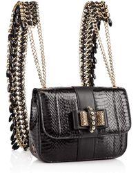 Christian Louboutin Sweet Charity Mini Backpack - Lyst