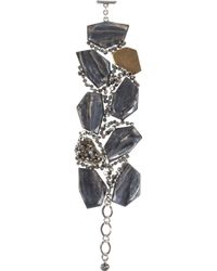 Dorothee Schumacher Marble Touch Bracelet - Gray