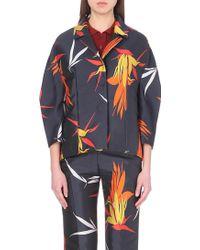Marni Jacquard Jacket - For Women - Lyst