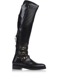 Gianmarco Lorenzi   Over The Knee Boots   Lyst