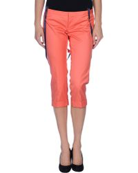 DSquared2 Pink Shorts - Lyst